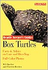Box Turtles: Facts and Advice on Care and Breeding
