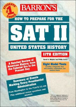 How to Prepare for the SAT II United States History