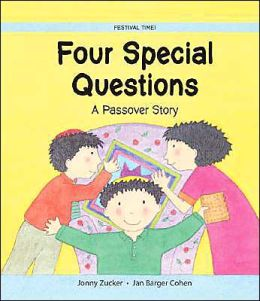 Four Special Questions, A Passover Story