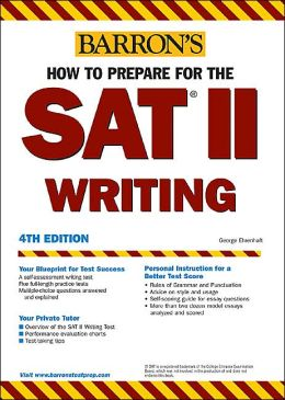 How to Prepare for the SAT II Writing