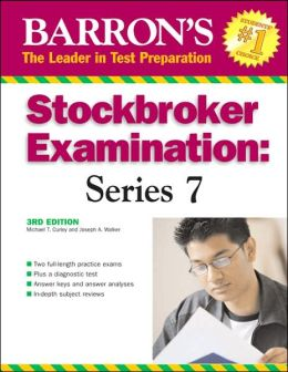 Barron's Stockbroker Examination