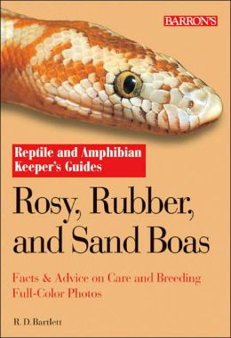 Rosy, Rubber, and Sand Boas