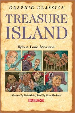 Treasure Island (Graphic Classics Series)