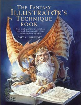 Fantasy Illustrator's Technique Book