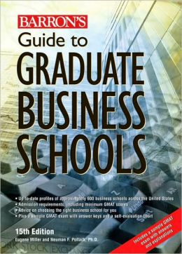 Barron's Guide to Graduate Business Schools