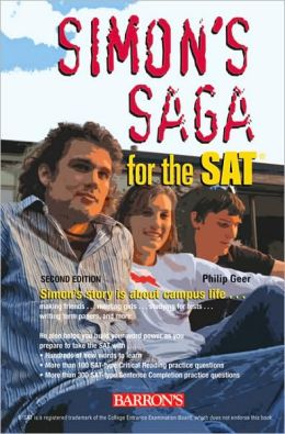 Simon's Saga for the SAT
