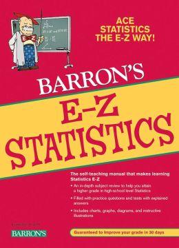 E-Z Statistics, 4th Edition