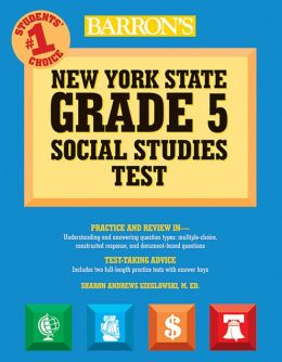 New York State Grade 5 Social Studies Test