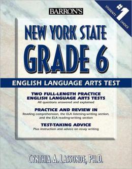 New York State Grade 6 ELA