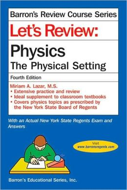 Lets Review Physics