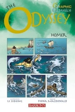 The Odyssey (Graphic Classics Series)