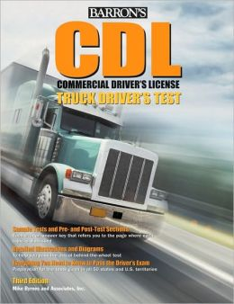 Barron's CDL Truck Driver's Test