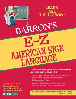 E-Z American Sign Language