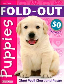 Puppies: Giant Wall Chart and Poster [With Poster]