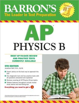 Barron's AP Physics B