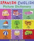 Book Cover Image. Title: Spanish-English Picture Dictionary, Author: Catherine Bruzzone