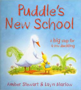 Puddle's New School