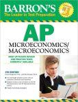 Book Cover Image. Title: Barron's AP Microeconomics/Macroeconomics, 4th Edition, Author: Frank Musgrave Ph.D.