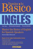 Book Cover Image. Title: Domine lo Basico:  Ingles: Master the Basics of English for Spanish Speakers, Author: Jean Yates Ph.D.