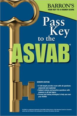 Pass Key to the ASVAB, 7th Edition