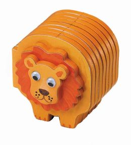 Chunky Safari Lion