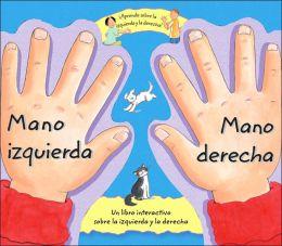 Mano izquierda mano derecha