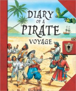Diary of a Pirate Voyage: An Interactive Adventure Tale