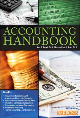 Barron's Accounting Handbook