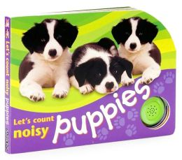 Let's Count: Noisy Puppies