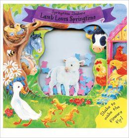 Lamb Loves Springtime