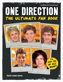 One Direction: The Ultimate Fan Book