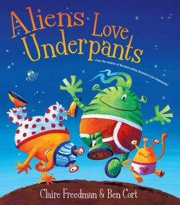 Aliens Love Underpants (Deluxe Edition)
