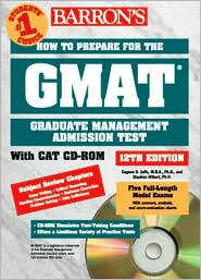 Barron's How to Prepare for the GMAT