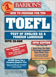 How to Prepare for the TOEFL with CD-ROM