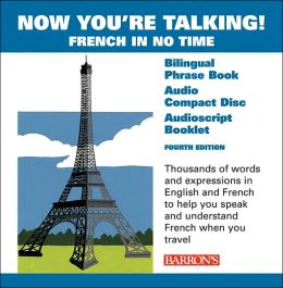 Now You're Talking French with CD