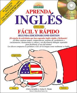 Aprenda Ingles Facil y Rapido with Audio CDs: English for Spanish Speakers the Fast and Fun Way