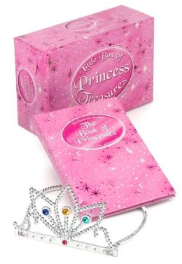 Little Box of Princess Treasures with Book(S) and Jewelry