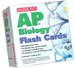 AP Biology Flash Cards