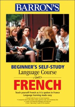 Beginner's Self-Study Language Course: French