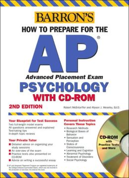 How to Prepare for the AP Psychology with CD-ROM