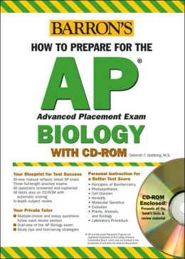 Barron's How to Prepare for the AP Biology Exam