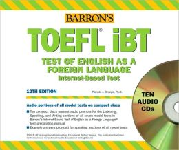 How to Prepare for the TOEFL iBT Audio CD Package