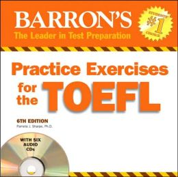 Practice Exercises for the TOEFL Audio CD Pack