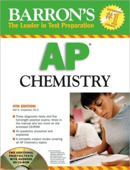 AP Chemistry with CD-ROM