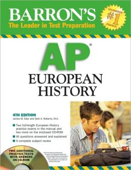 AP European History with CD-ROM