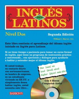 Ingles para Latinos with Audio CDs, Level 2