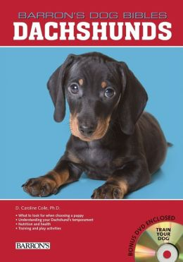 Dachshunds (Barron's Dog Bibles Series)