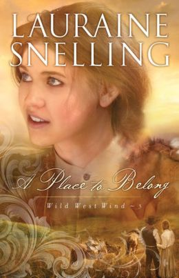 A Place to Belong (Wild West Wind Series #3)