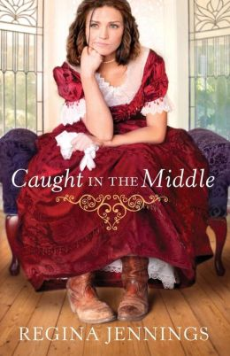 Caught in the Middle (Ladies of Caldwell County Series #3)