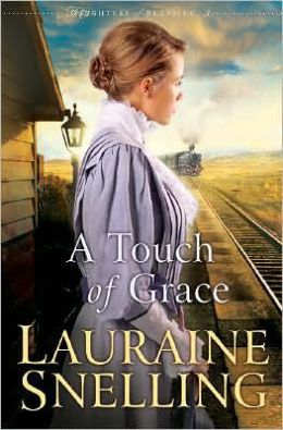 A Touch of Grace (Daughters of Blessing Series #3)